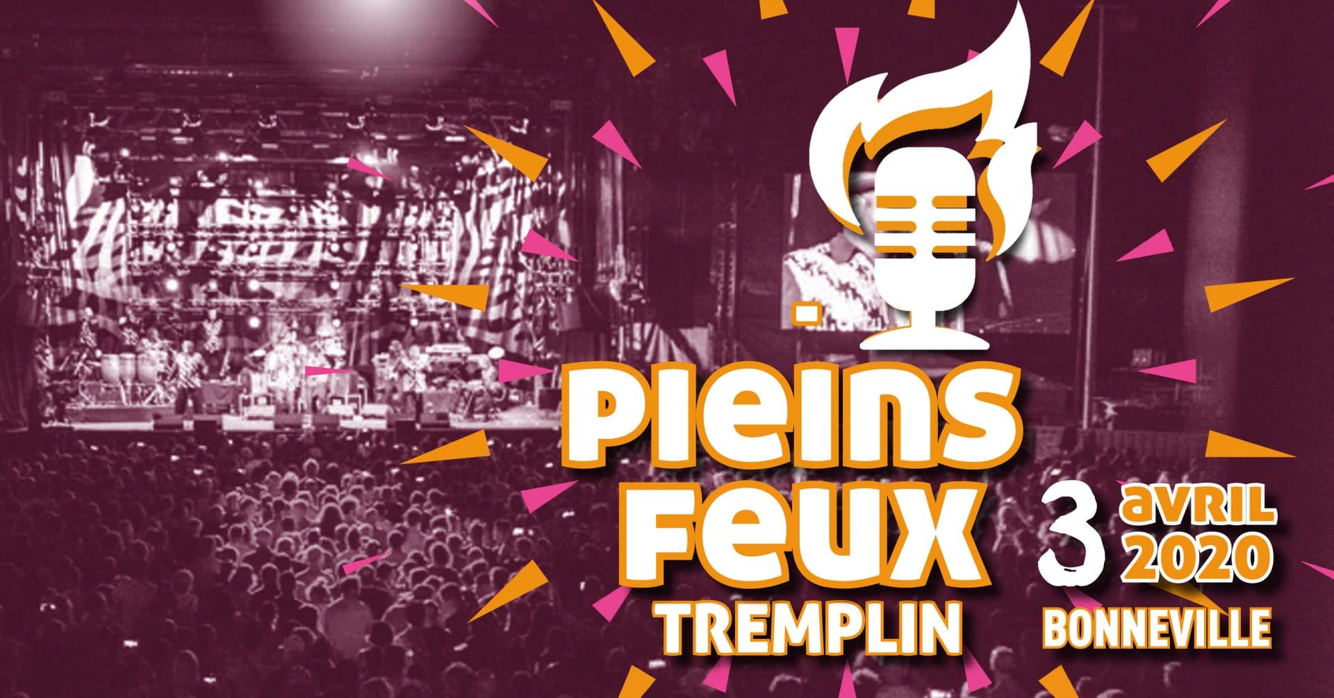Evenement PFT 2020 - Accueil - OCA Bonneville