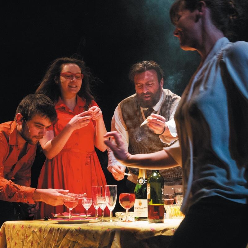 tabula rasa - Evénements & Spectacles - OCA Bonneville