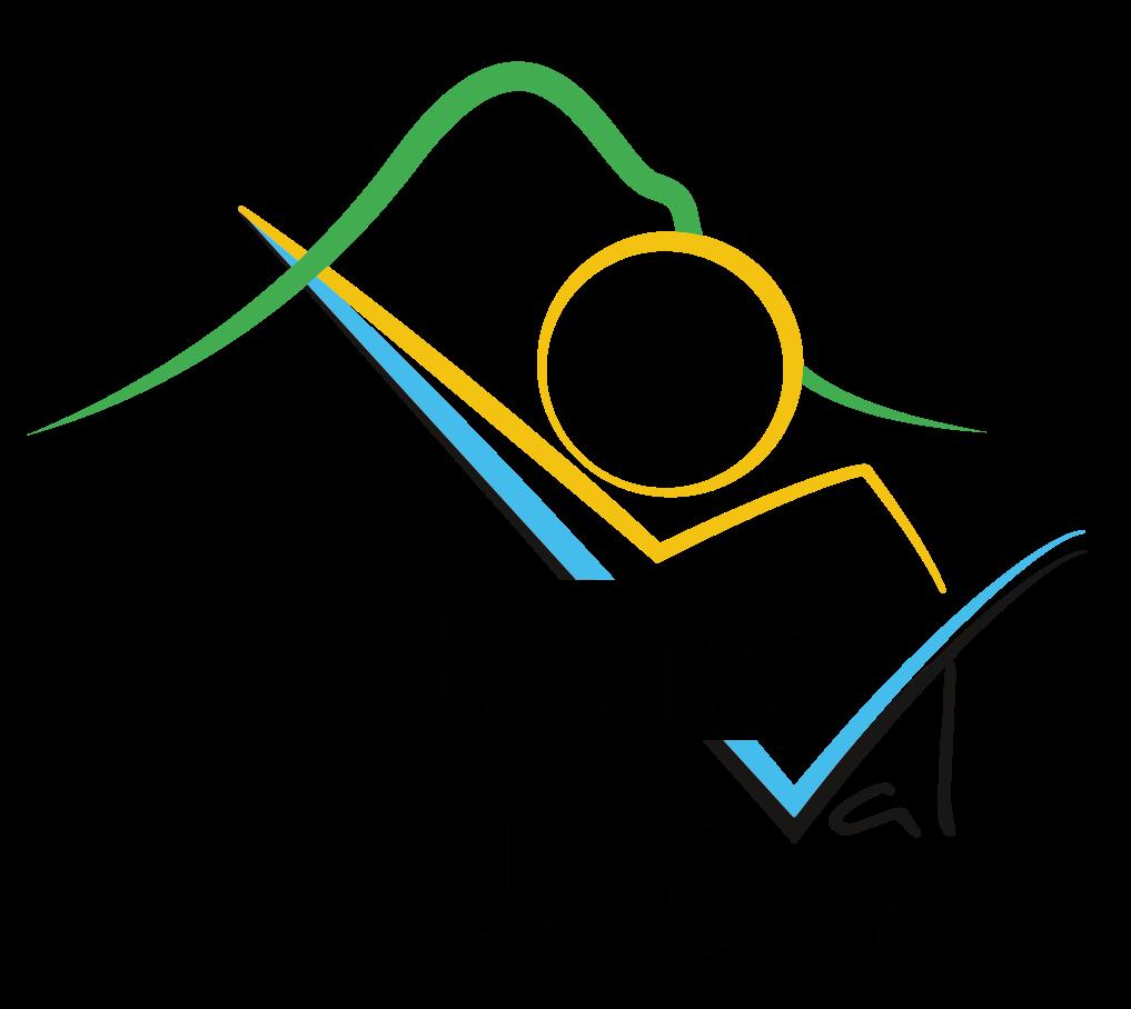 logo couleur Glieres Val de Borne - L'association - OCA Bonneville